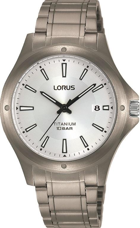 Armbanduhr von Lorus RG873CX9 Titan mit Datum