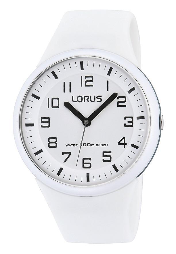 Damenarmbanduhr Fashion weiß Lorus RRX53DX9