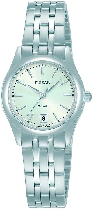 Armbanduhr von Pulsar PH7533X1 mit Edelstahlgehäuse und Datum